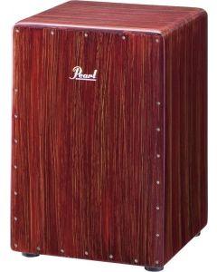 Pearl Box Cajon, Artisan Red Mahogany PPCJ-633BB