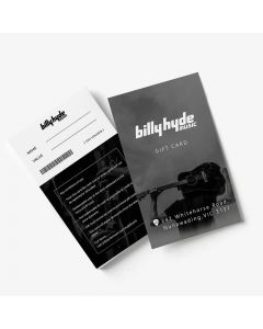 Billy Hyde Music Gift Card - $50