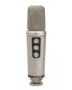 RODE NT2000 Multi Pattern Condenser Microphone (NT-2000)