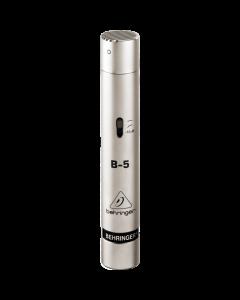 Behringer B-5 SINGLE DIAPHRAGM CONDENSER MICROPHONE (B5)