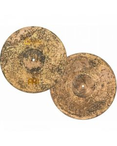 """Meinl Cymbals 15"""" Byzance Vintage Pure Hihats"""