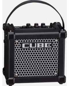 Roland MICRO CUBE GX Guitar Amplifier, White (MCUBEGXW)